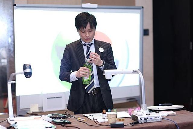 Máy chiếu vật thể ELMO Nhật Bản trợ thủ đắc lực cho giáo dục hiện đại 4.0 - 1