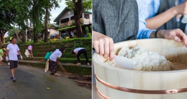 Ngôi làng Philippines đổi gạo lấy muỗi chết