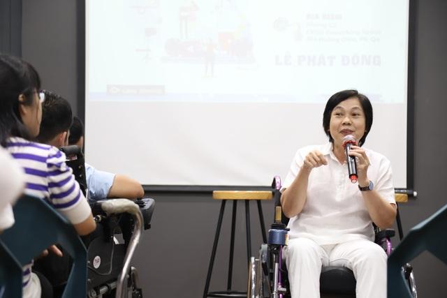Người khuyết tật còn vô hình trong thế giới chung - 2