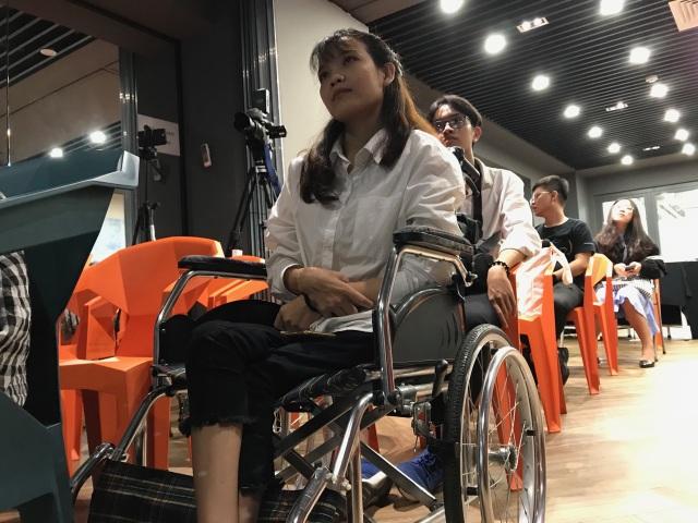 Người khuyết tật còn vô hình trong thế giới chung - 3