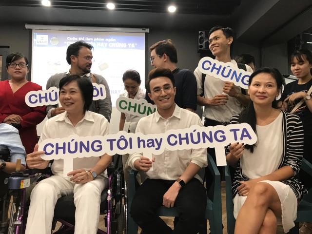 Người khuyết tật còn vô hình trong thế giới chung - 5