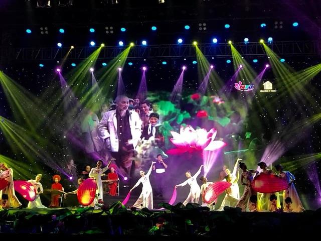 Điểm cầu Chung kết năm Olympia tại Nghệ An sẽ diễn ra tại Quảng trường Hồ Chí Minh - 3