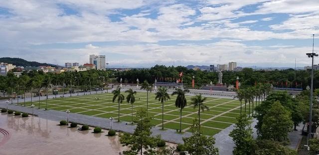 Điểm cầu Chung kết năm Olympia tại Nghệ An sẽ diễn ra tại Quảng trường Hồ Chí Minh - 1