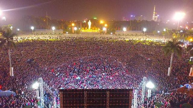 Điểm cầu Chung kết năm Olympia tại Nghệ An sẽ diễn ra tại Quảng trường Hồ Chí Minh - 2