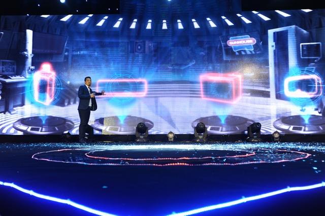Sự kiện ra mắt ngành hàng điện tử điện lạnh SUNHOUSE - 2