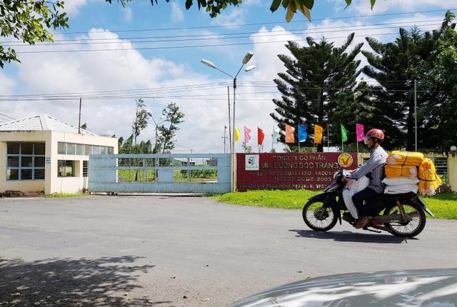 Người lao động kiện Công ty cổ phần Mía đường Sóc Trăng ra tòa - 1