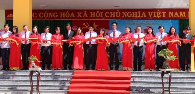 Phú Yên: Khánh thành ngôi trường hiện đại do TP. Hà Nội tài trợ - 1