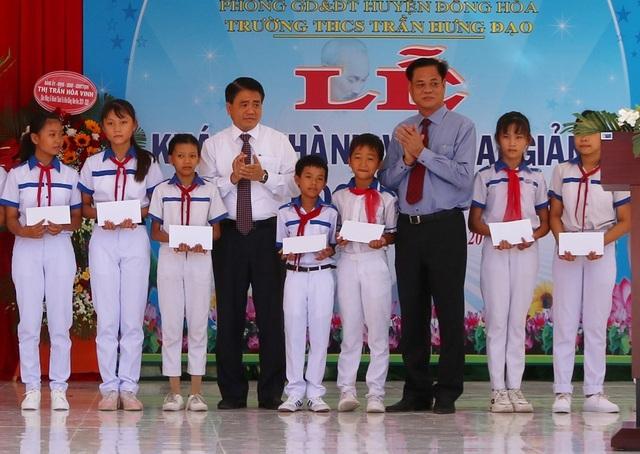 Phú Yên: Khánh thành ngôi trường hiện đại do TP. Hà Nội tài trợ - 2