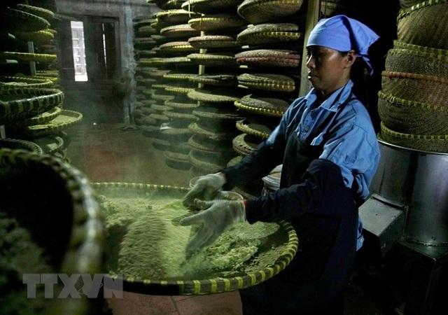 Những hình ảnh về nghề làm tương bần ở tỉnh Hưng Yên - 3