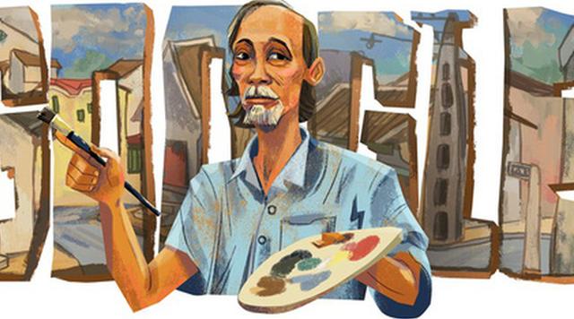 Danh hoạ Bùi Xuân Phái được Google vinh danh nhân kỷ niệm 99 năm ngày sinh của ông