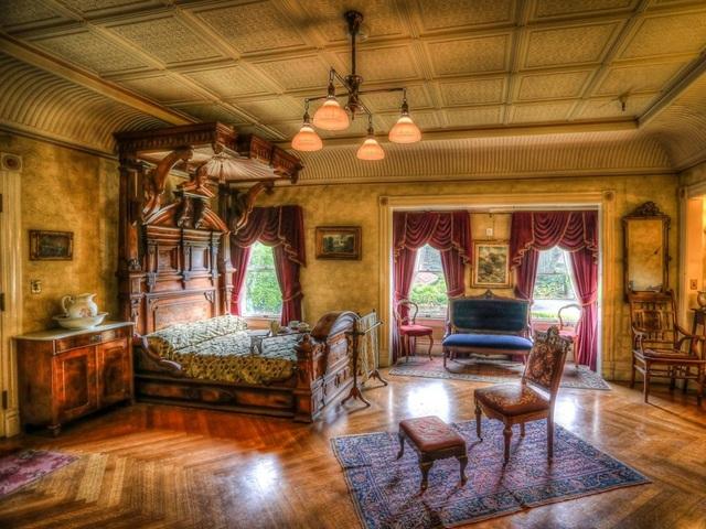 Bên trong căn siêu biệt thự đẹp tuyệt vời nhưng rùng rợn nổi tiếng nước Mỹ - 10
