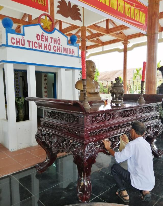 Thà hy sinh tính mạng, quyết giữ Đền thờ Bác Hồ giữa lòng địch - 6