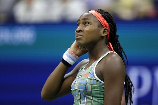 US Open 2019: Tài năng 15 tuổi của Mỹ thất bại trước ĐKVĐ Osaka - 1