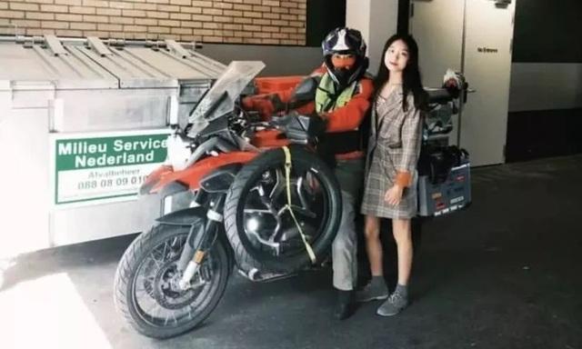 Người mẹ lái mô tô qua 25 quốc gia để gặp con gây xúc động - 1