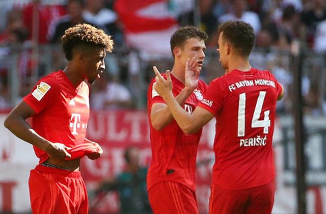 Tân binh tỏa sáng, Bayern Munich