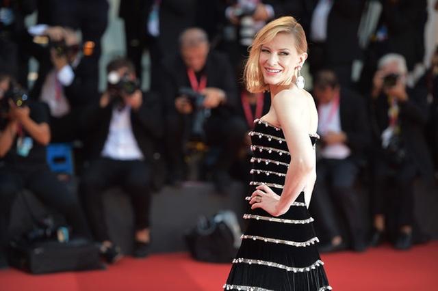 Cate Blanchett trẻ đẹp đáng ngưỡng mộ ở tuổi ngũ tuần - 2