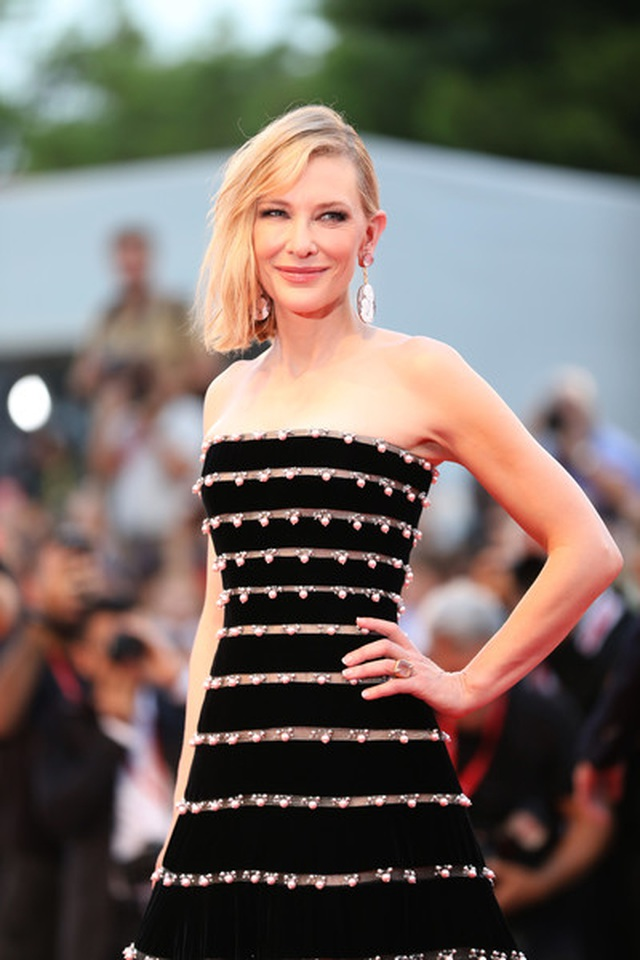 Cate Blanchett trẻ đẹp đáng ngưỡng mộ ở tuổi ngũ tuần - 1