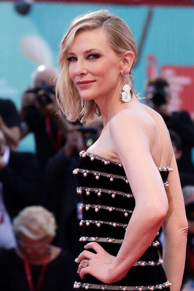 Cate Blanchett trẻ đẹp đáng ngưỡng mộ ở tuổi ngũ tuần - 13