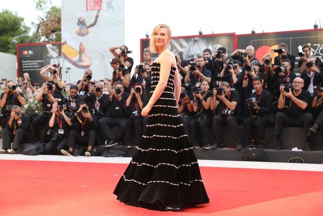 Cate Blanchett trẻ đẹp đáng ngưỡng mộ ở tuổi ngũ tuần - 5