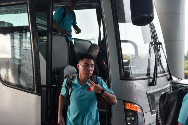 HLV Park Hang Seo cùng đội tuyển Việt Nam lên đường sang Thái Lan - 3