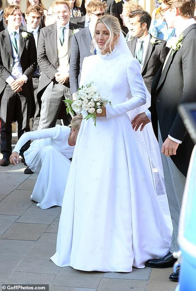 Đám cưới đẹp như mơ của ca sỹ Ellie Goulding - 12