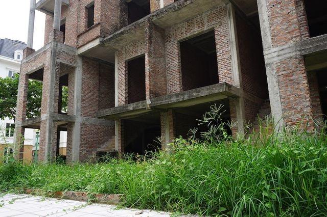 """Lạ kỳ: Đất Hà Nội đắt đỏ, biệt thự xây xong bỏ hoang, nhếch nhác như """"ổ chuột"""" - 8"""