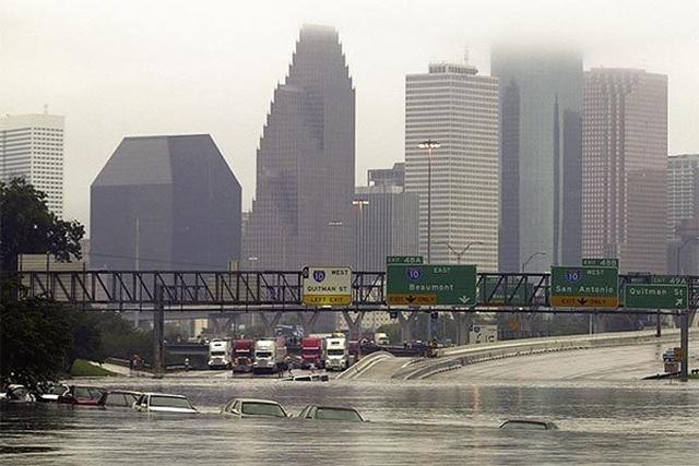 Những thành phố đang bị chìm với tốc độ báo động - 2