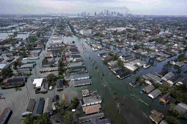 Những thành phố đang bị chìm với tốc độ báo động - 4