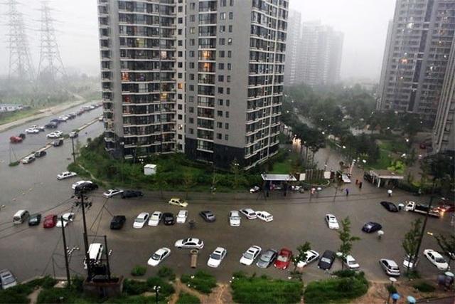 Những thành phố đang bị chìm với tốc độ báo động - 5