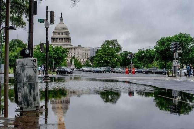 Những thành phố đang bị chìm với tốc độ báo động - 6