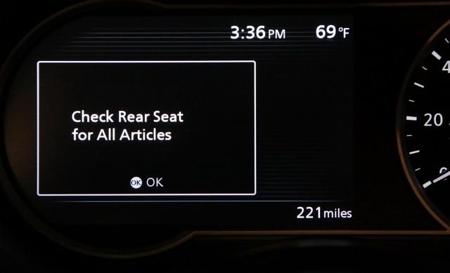 Nissan mở rộng trang bị hệ thống cảnh báo bỏ quên trẻ trên xe - 4