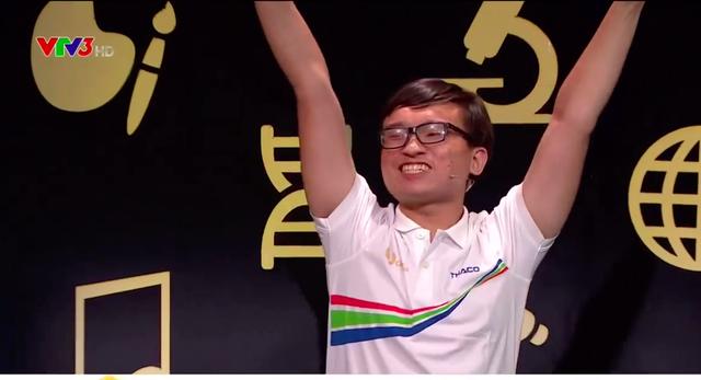Nam sinh TP.HCM bứt phá, chiến thắng cuộc thi Tháng Olympia - 1
