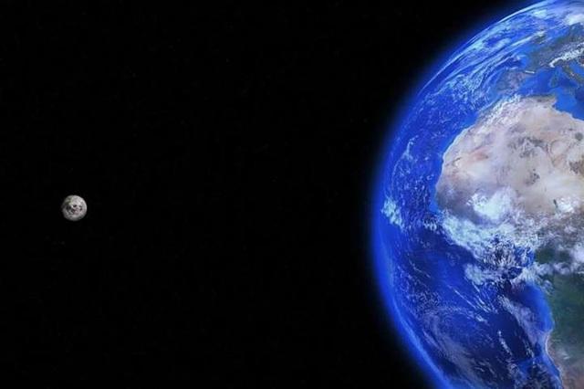 """""""Thang máy không gian"""" giúp vận chuyển các phi hành gia giữa Trái đất và Mặt Trăng - 1"""