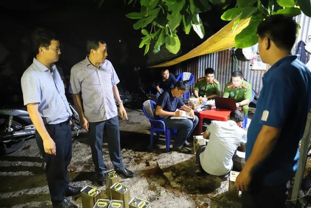 Trinh sát kể chuyện bán cà phê, đánh cá, phá đường dây xăng giả của đại gia Trịnh Sướng - 1