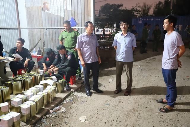 Trinh sát kể chuyện bán cà phê, đánh cá, phá đường dây xăng giả của đại gia Trịnh Sướng - 2