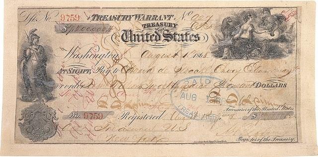 Nước Mỹ và các thương vụ bỏ tiền mua lãnh thổ - 1