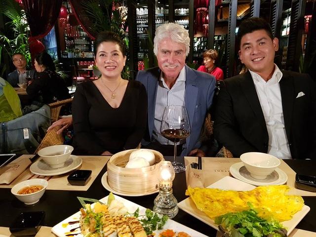 Ẩm thực Việt có mặt tại phủ tổng thống Đức - 2