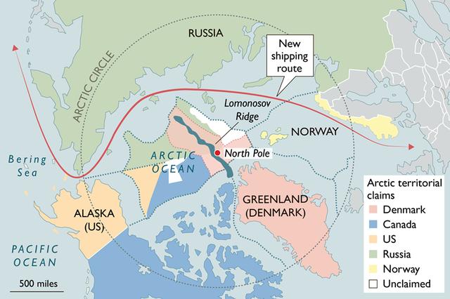 Ông Trump muốn mua Greenland để kiềm chế Trung Quốc ở Bắc Cực? - Ảnh minh hoạ 3