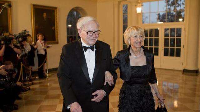 6 lời khuyên để đời của tỷ phú Warren Buffett - 1