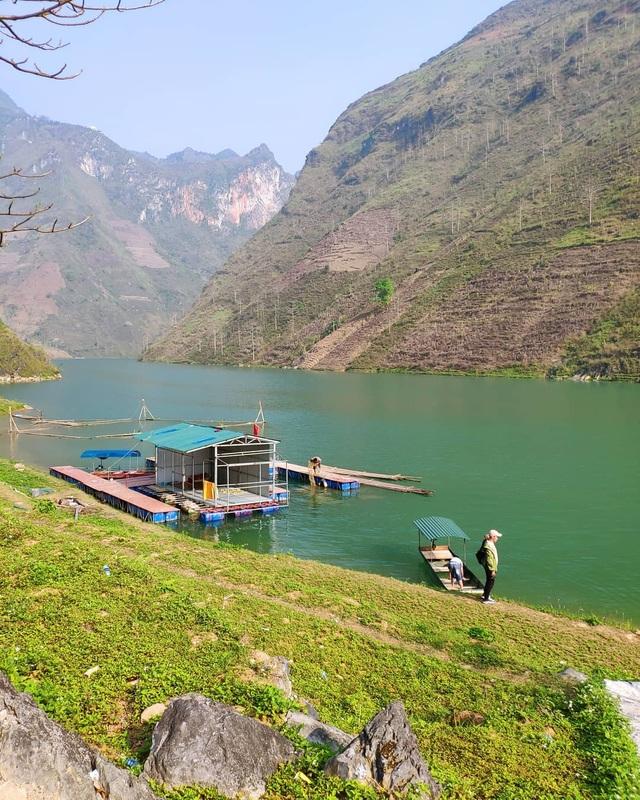 Sửng sốt trước vẻ đẹp của hẻm vực sâu nhất Đông Nam Á ở Hà Giang - 10