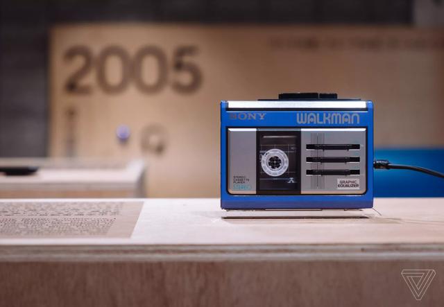 Sony kỷ niệm 40 năm sinh nhật máy nghe nhạc Walkman bằng triển lãm