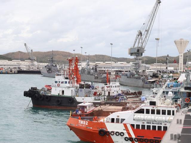 Việt Nam điều tàu hộ vệ săn ngầm tham gia tập trận chung ASEAN - Mỹ - 7