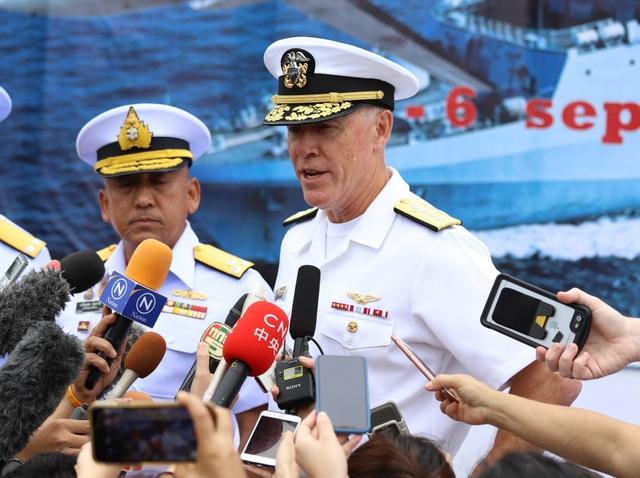 Việt Nam điều tàu hộ vệ săn ngầm tham gia tập trận chung ASEAN - Mỹ - 6