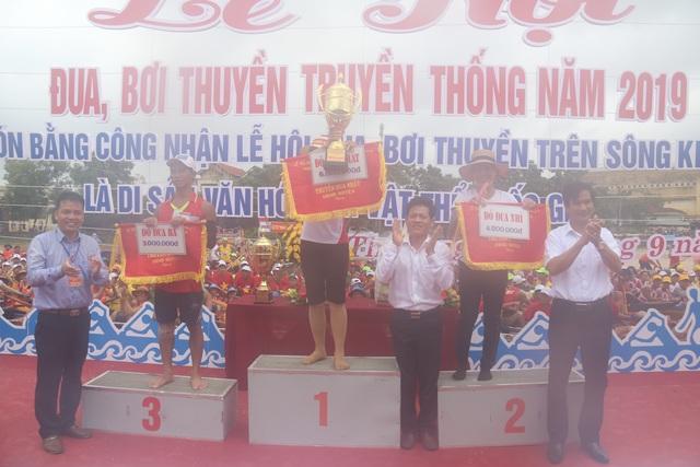 Quảng Bình: Rộn ràng lễ hội đua thuyền truyền thống ngày Tết Độc lập - Ảnh minh hoạ 6