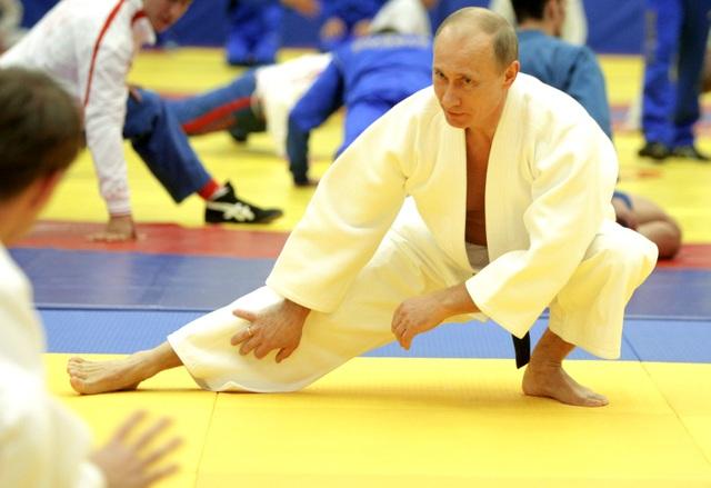 Ông Putin nói judo giúp gắn kết các nhà lãnh đạo thế giới - 1