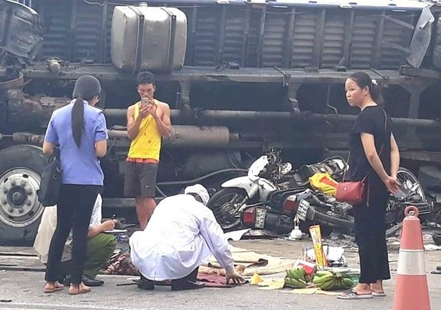 Nạn nhân sống sót trong vụ tai nạn thảm khốc ở Hải Dương hiện ra sao? - 1