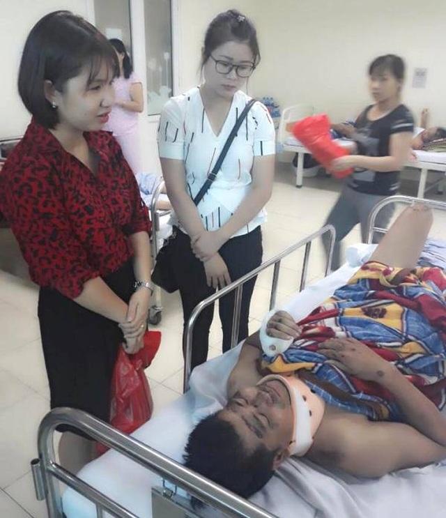 Nạn nhân sống sót trong vụ tai nạn thảm khốc ở Hải Dương hiện ra sao? - 2