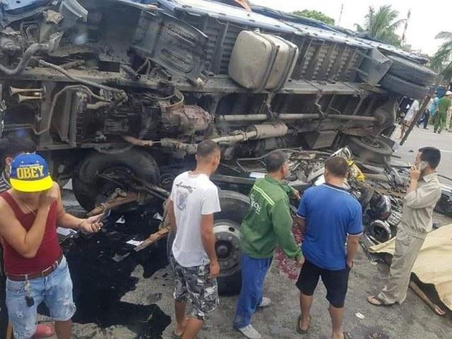 Nạn nhân sống sót trong vụ tai nạn thảm khốc ở Hải Dương hiện ra sao? - 4