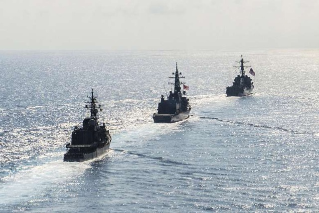 Nhật lập đơn vị cảnh sát mới đề phòng Trung Quốc trên quần đảo tranh chấp - 1