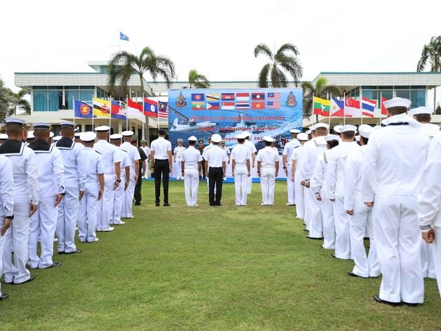 Việt Nam điều tàu hộ vệ săn ngầm tham gia tập trận chung ASEAN - Mỹ - 5